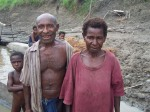 William & Rosa Batak, Kekten Village