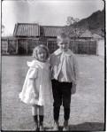 First cousins, Claire de Berigny & Charles deBerigny