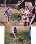 Jock McIntyre & Bob Becke, Western District, PNG, 1960