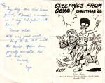 Greetings from Goya 1968