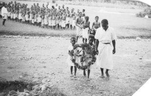 ANZAC Day, Maprik, 1960