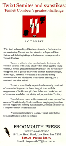 A.C.T. Marke's latest novel. png