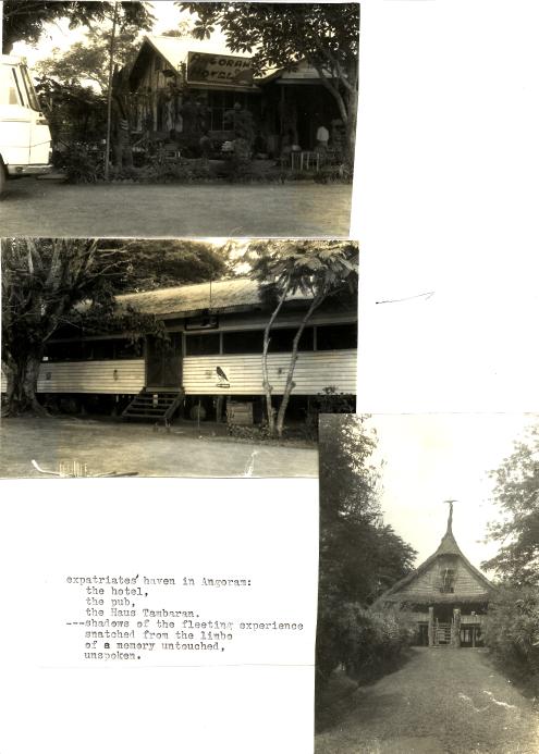 Deborah Ruiz Wall looks at Angoram in 1973