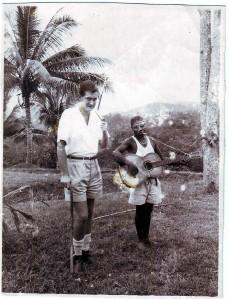 Dave & Kami, Dreikikir, 1963